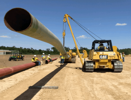 IUOE announces the 2019-2020 Pipeline Training Program schedule
