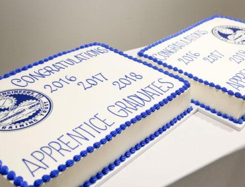 Local 12 Celebrates Apprentice Graduates