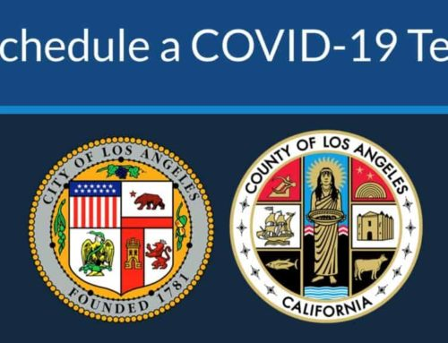 *UPDATED* Free COVID-19 Tests for LA City/LA County Residents