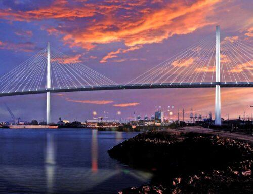 Gerald Desmond Bridge 7 Year Time-Lapse Video