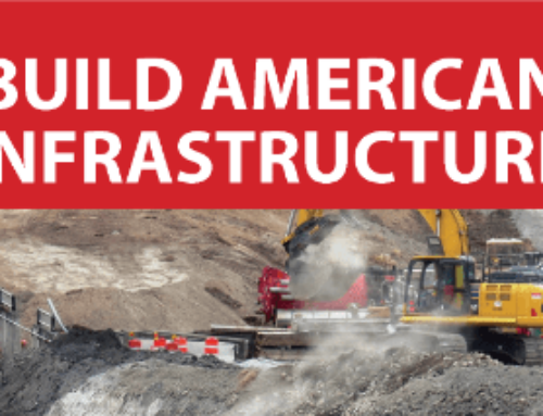 SUPPORT THE BIPARTISAN INFRASTRUCTURE DEAL