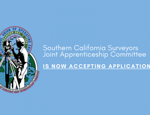 Southern California Surveyors Joint Apprenticeship Committee Is Accepting Applications